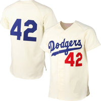 Jackie Robinson Brooklyn Dodgers Throwback Jersey