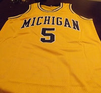 Jalen Rose Michigan Wolverines College Jersey
