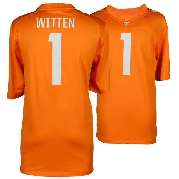info for 5e574 461dd Jason WItten Tennessee Volunteers College Throwback Football Jersey