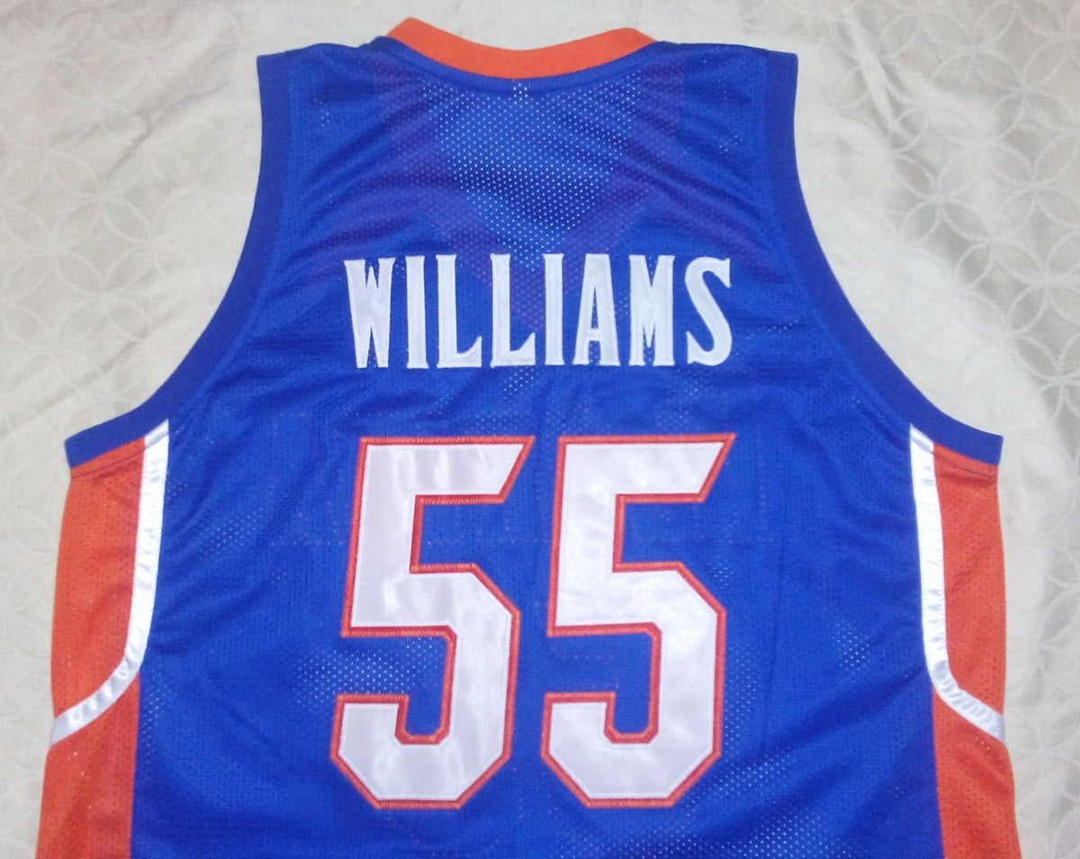 quality design eccb9 60fbf Jason Williams Florida Gators College Basketball Throwback Jersey