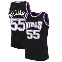 Jason Williams Sacramento Kings 2000-01 Throwback Jersey