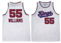 Jason Williams Sacramento Kings Jersey