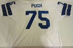 Jethro Pugh Dallas Cowboys Throwback Football Jersey