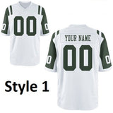 New York Jets Style Customizable Football Jersey