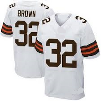 Jim Brown Cleveland Browns Throwback Jersey