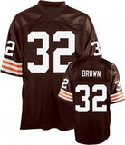 Jim Brown Cleveland Browns Football Jersey
