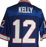 Jim Kelly Buffalo Bills Throwback Jersey