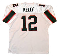 Jim Kelly Miami Hurricanes College Football Jersey