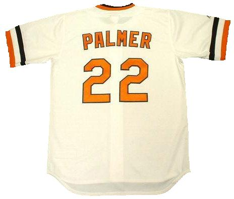 Jim Palmer Baltimore Orioles Throwback Jersey