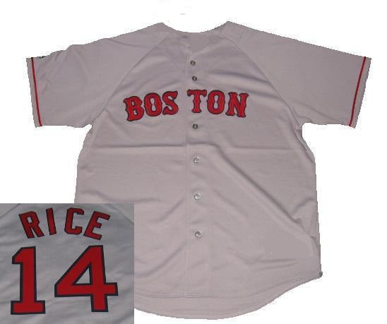 Jim Rice Boston Red Sox Road Jersey