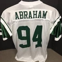 John Abraham New York Jets Throwback Jersey
