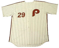 John Kruk 1992 Phillies Home Jersey