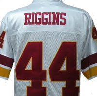 John Riggins Washington Redskins Throwback Football Jersey
