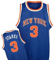 John Starks New York Knicks Throwback Jersey