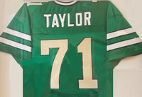 John Taylor 1970's New York Jets Throwback Football Jersey