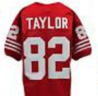 John Taylor San Francisco 49ers Throwback Football Jersey
