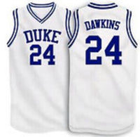 Johnny Dawkins Duke Blue Devils College Basketball Jersey