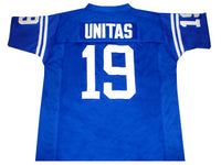 Johnny Unitas Baltimore Colts  Jersey