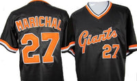 Juan Marichal San Francisco Giants Throwback Jersey