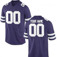 Kansas State Wildcats Customizable Football Jersey