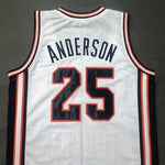 Kenny Anderson Fighting Illinis College Basketball Jersey