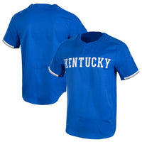 Kentucky Wildcats Customizable College Style Baseball Jersey