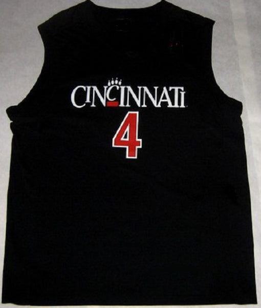 Kenyon Martin Cincinnati Bearcats College Basketball Jersey – Best ... ba1ddc2a4