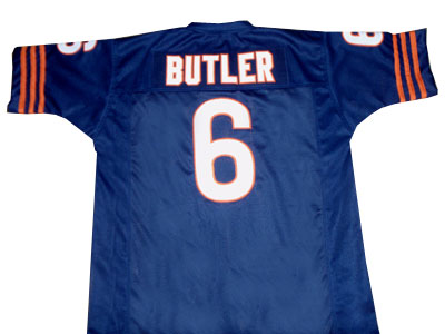 Kevin Butler Chicago Bears Throwback Football Jersey