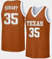 Kevin Durant Texas LongHorns College Basketball Jersey