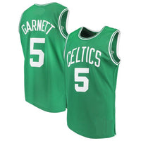 Kevin Garnett Boston Celtics 2007-08 Throwback Jersey