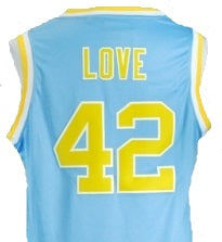 Kevin Love UCLA Bruins College Basketball Throwback Jersey