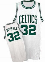 Kevin McHale Boston Celtics Throwback Basketball Jersey