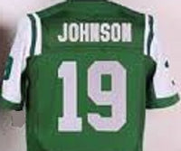 Keyshawn Johnson New York Jets Football Jersey