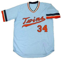 Kirby Puckett Twins Throwback Jersey