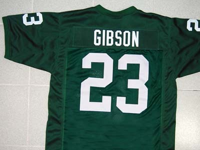 Kirk Gibson Michigan State Spartans College Football Jersey
