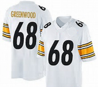 L.C. Greenwood Pittsburgh Steelers Jersey