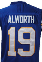 Lance Alworth San Diego Chargers Football Jersey