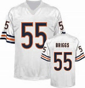 Lance Briggs Chicago Bears Throwback Football Jersey