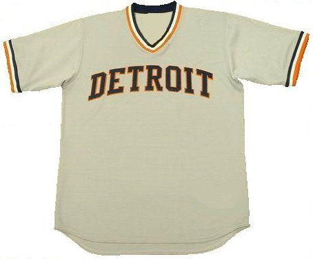 new style 5009d 1d823 Lance Parrish Detroit Tigers Throwback Jersey