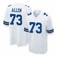 Larry Allen Dallas Cowboys Throwback Football Jersey