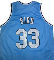 Larry Bird Indiana State College Throwback Jersey