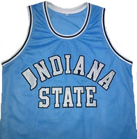 Larry Bird Indiana State College Jersey