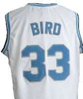 Larry Bird Indiana State College Basketball Throwback Jersey
