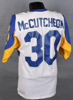 Lawrence McCutcheon Los Angeles Rams Throwback Jersey