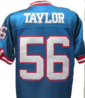 Lawrence Taylor New York Giants Throwback Football Jersey