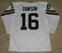 Len Dawson Purdue Boilermakers College Jersey