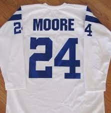Lenny Moore Baltimore Colts Long Sleeve Vintage Style Jersey