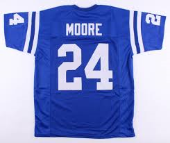 Lenny Moore Baltimore Colts Throwback Football Jersey