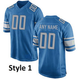 Detroit Lions Personalized Jersey