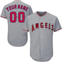 Los Angeles Angels Customizable Baseball Jersey